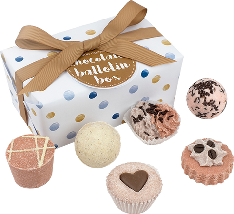 Assorted Chocolate Ballotin Collection