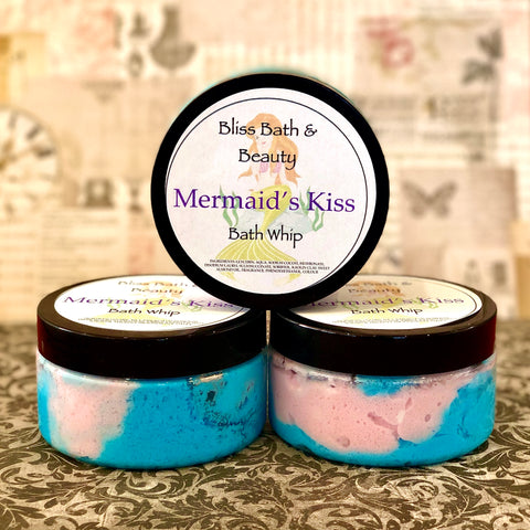 Mermaids Kiss Bath Whip/Shower Frosting