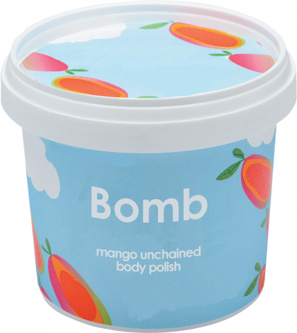 Mango Unchained Cleansing Body Polish