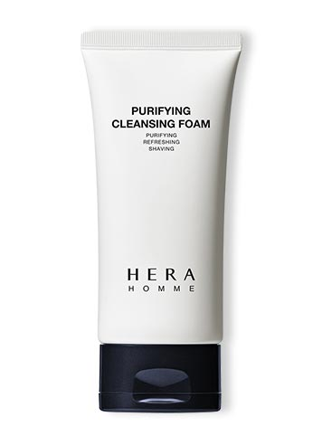 Hera Homme Purifying Cleansing Foam 125ml