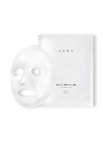 Hera White Program Radiance Mask 6ea