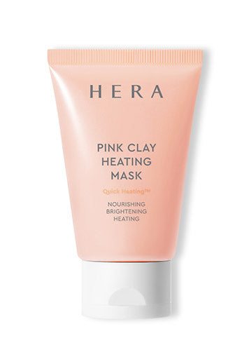 Hera pink clay heating mask 50ml