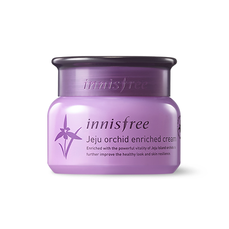 Jeju orchid enriched cream 50ml