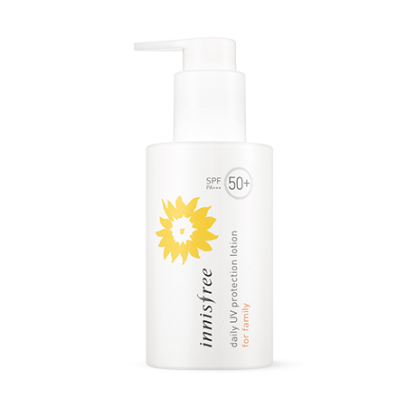 Daily UV Protection Lotion for Family SPF50+ PA+++