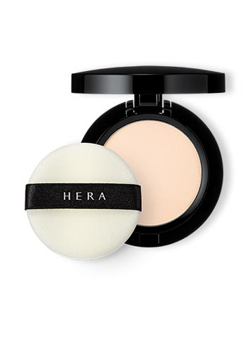 Hera HD Perfect Powder Pact Finishing Touch - No.01 Skin Beige 7g