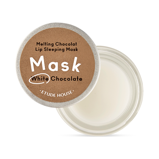 Etude House Melting Chocolate Lip Sleeping Mask (White Chocolate) 15g