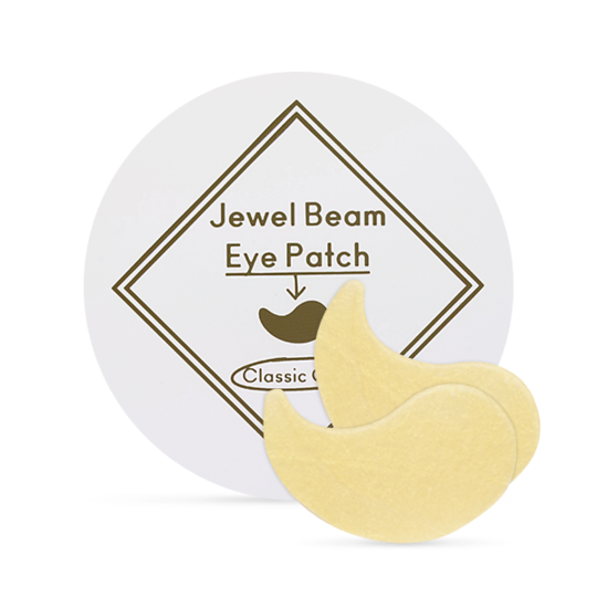 Etude House Jewel Beam Eye Patch Classic Gold 60ea