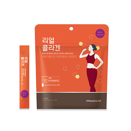 Vital Beautie Real Collagen (28 days) 10g*28ea