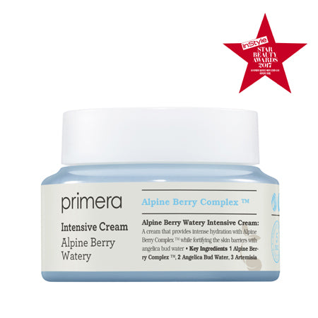 Primera Alpine Berry Watery Intensive Cream 50ml