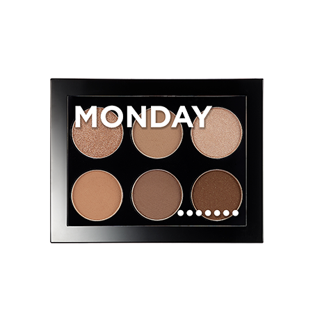 Weekly Eye Palette