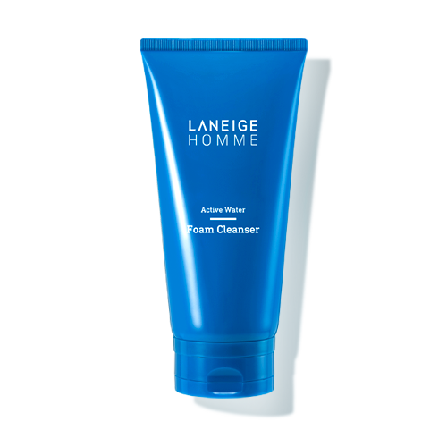 Laneige Homme Active Water Foam Cleanser 150ml
