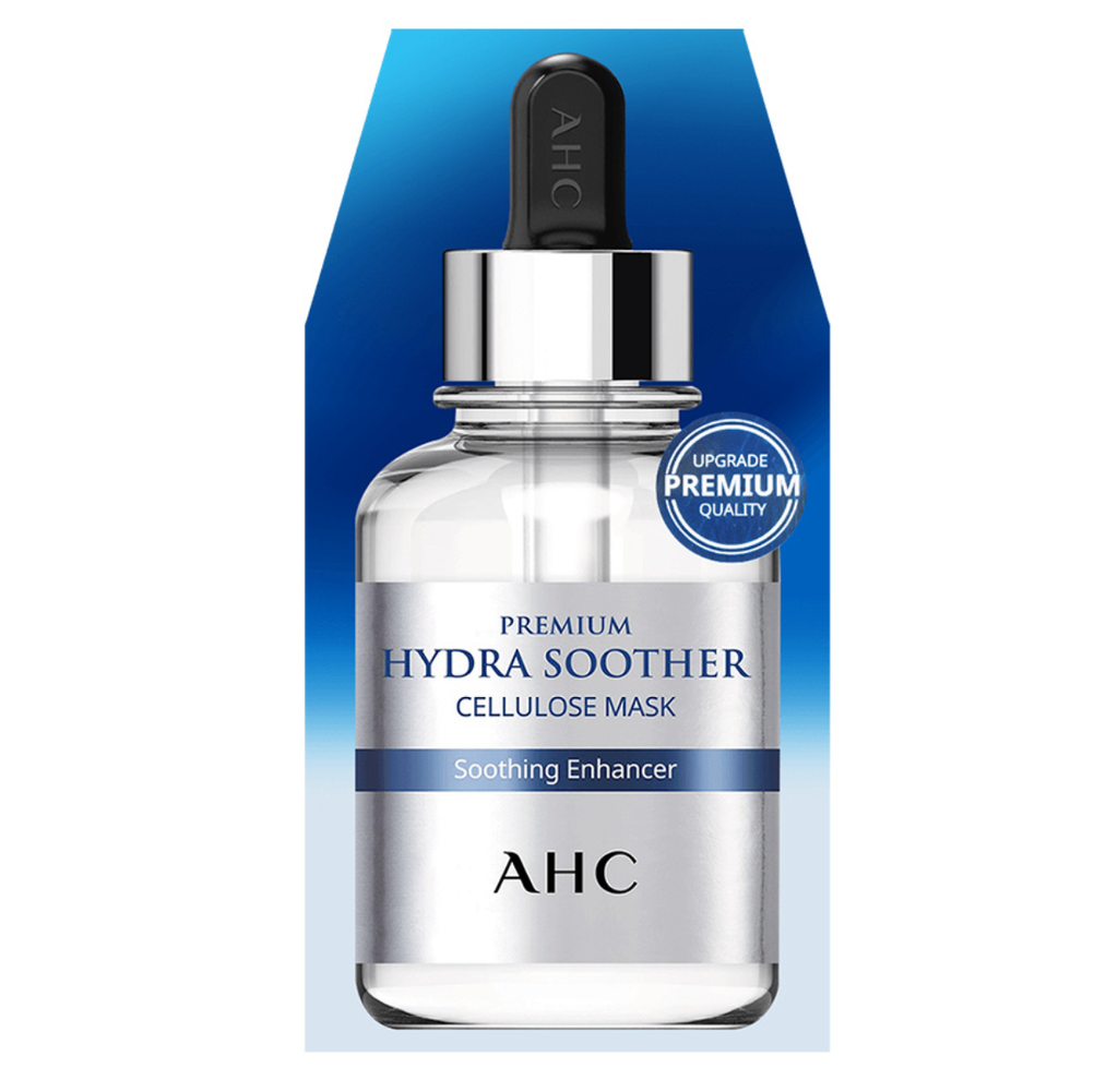 AHC Premium Hydra Soother Cellulose Mask 5ea