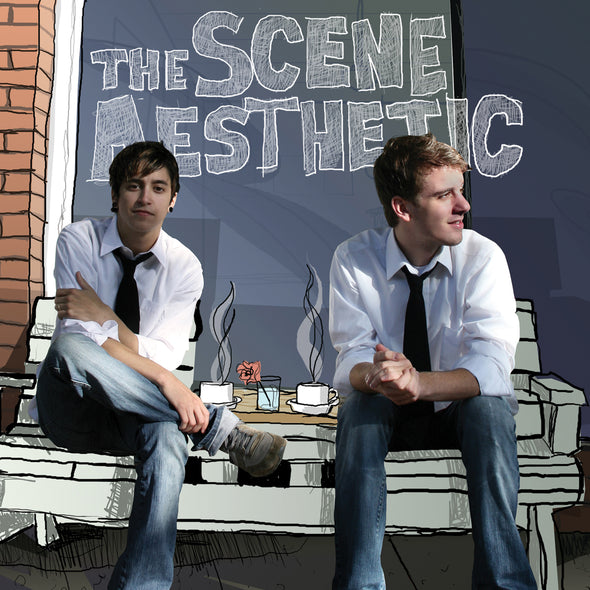 The Scene Aesthetic Vinyl