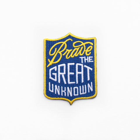 Brave The Great Unknown Patch