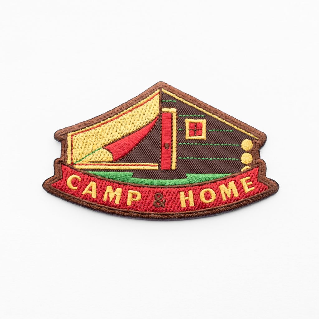 Camp & Home Patch