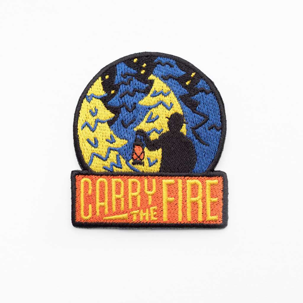 Carry The Fire Patch