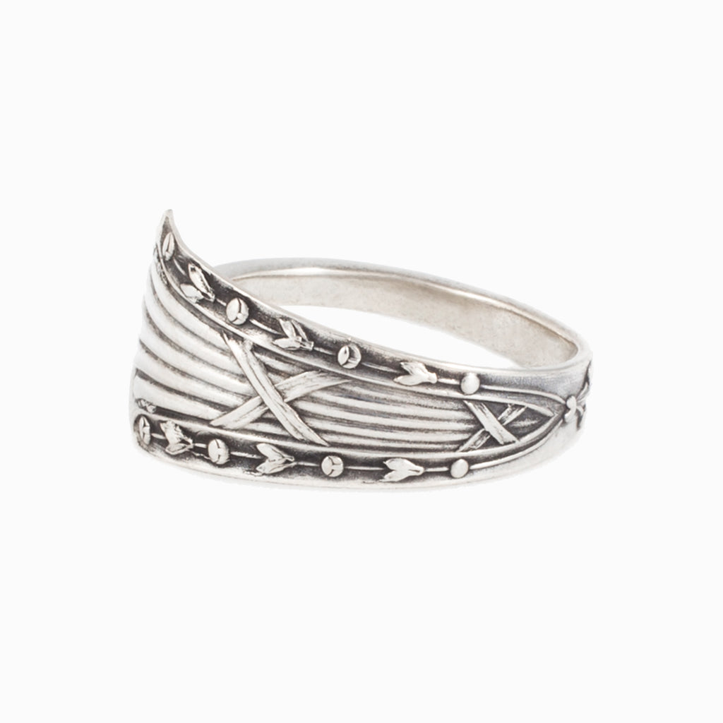 Hope Spoon Ring