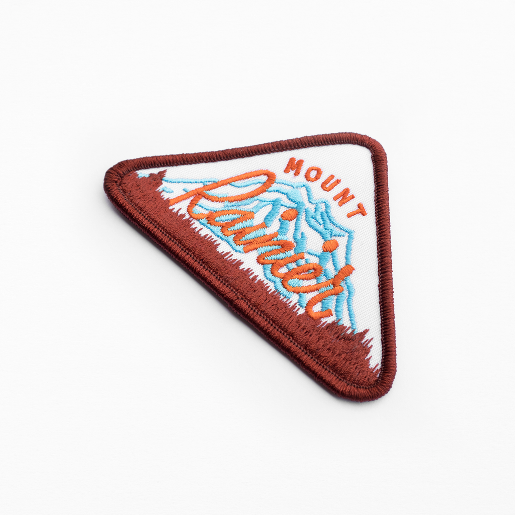 Mount Rainier Patch