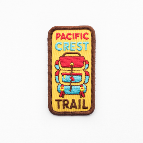 Pacific Crest Trail Patch