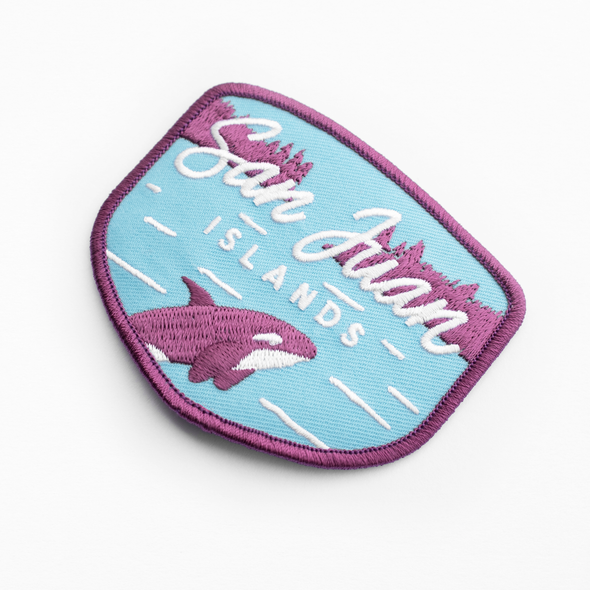 San Juan Islands Patch