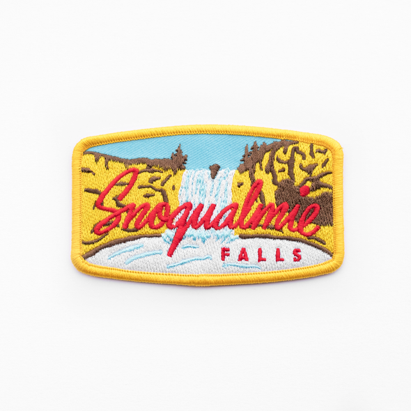 Snoqualmie Falls Patch