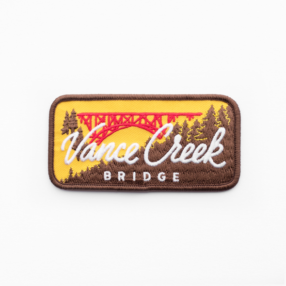 Vance Creek Bridge Patch