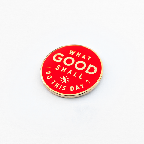 What Good Enamel Pin