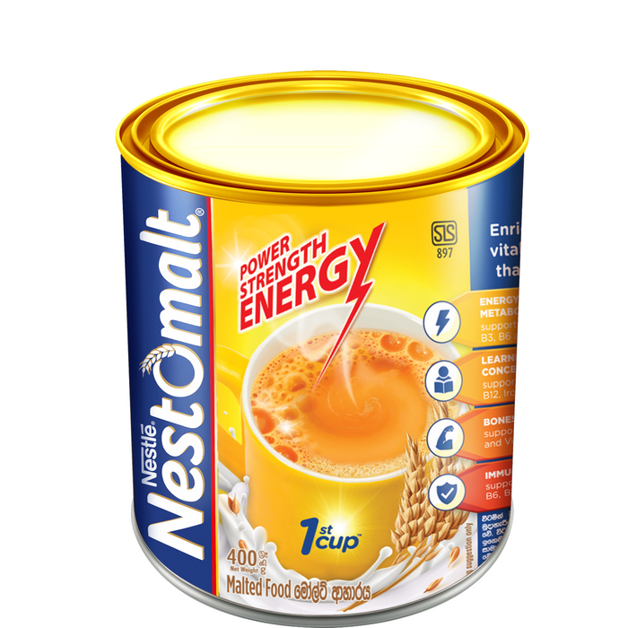 NESTLE NESTOMALIT 400G TIN