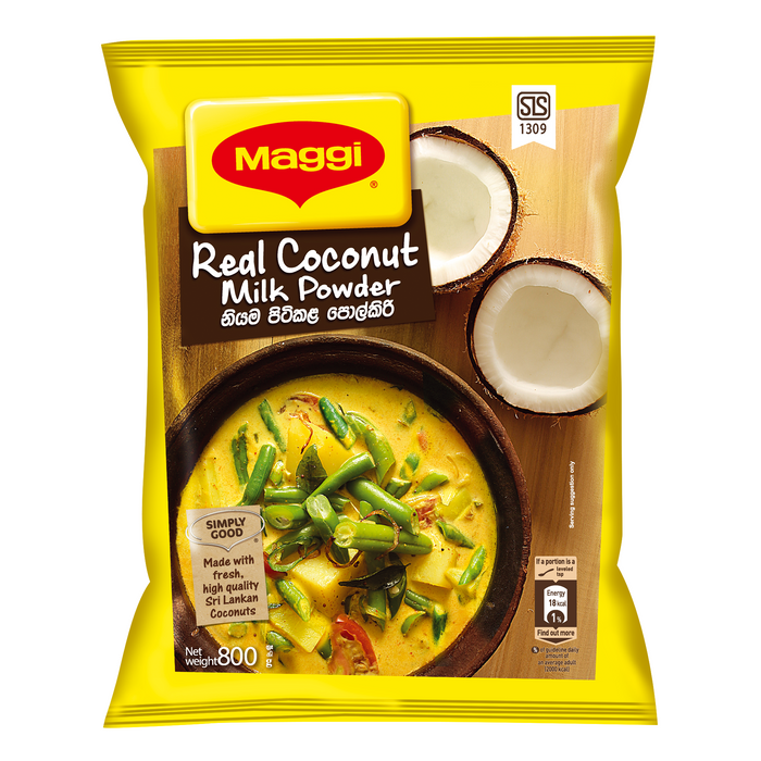 MAGGI REAL COCONUT MILK POWDER 800G