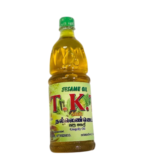 T.K.T GINGELLY OIL 750ML