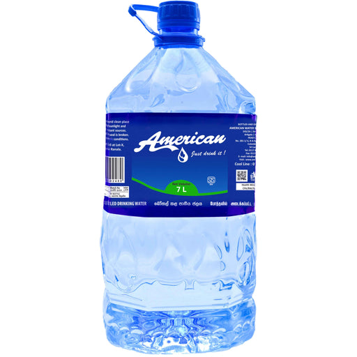 AMERICAN DRINKING WATER 7000ML - Maharaja Super Sri Lanka Online Grocery Shopping