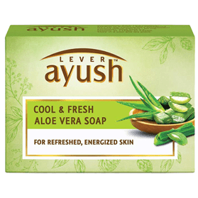 AYUSH COOL & FRESH SOAP 100G - Maharaja Super Sri Lanka Online Grocery Shopping