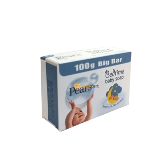 PEARS BED TIME BABY SOAP 100G BIG BAR