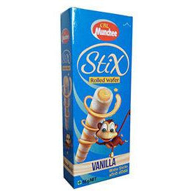 CBL MUNCHEE STIX WAFER VANILLA 55G - Maharaja Super Sri Lanka Online Grocery Shopping