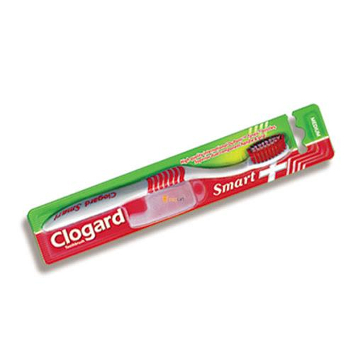 CLOGARD SMART TOOTHBRUSH + CLOGARD 14G - Maharaja Super Sri Lanka Online Grocery Shopping