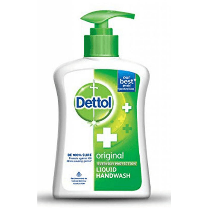 DETTOL HANDWASH ORIGINAL 175ML - Maharaja Super Sri Lanka Online Grocery Shopping