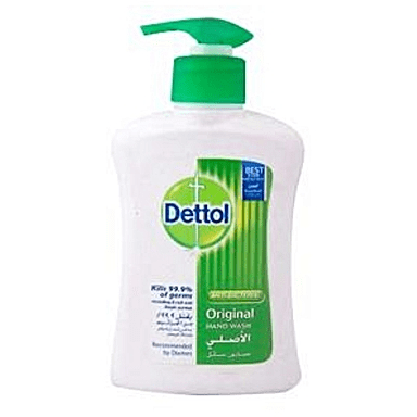 DETTOL HANDWASH ORIGINAL 200ML - Maharaja Super Sri Lanka Online Grocery Shopping