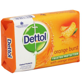 DETTOL ORANGE BURST 70G - Maharaja Super Sri Lanka Online Grocery Shopping