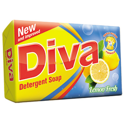 DIVA LEMON FRESH SOAP 120G - Maharaja Super Sri Lanka Online Grocery Shopping