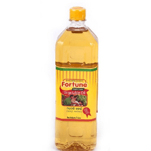 FORTUNE VEGETABLE OIL 1LTR - Maharaja Super Sri Lanka Online Grocery Shopping