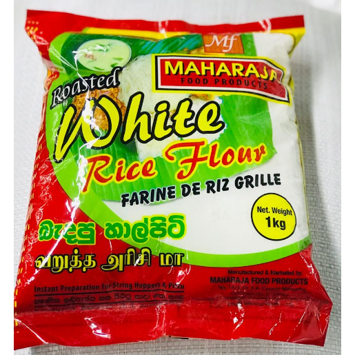 MAHARAJA ROASTED WHITE RICE FLOUR 1KG
