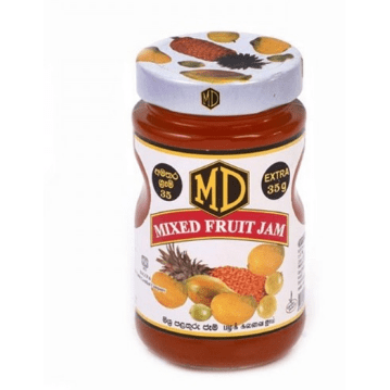 MD MIXED FRUIT JAM 225G - Maharaja Super Sri Lanka Online Grocery Shopping