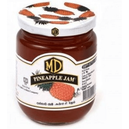 MD PINEAPPLE JAM 300G - Maharaja Super Sri Lanka Online Grocery Shopping