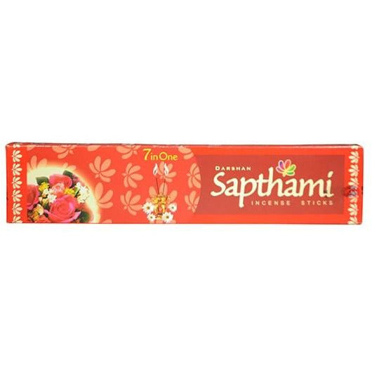 SAPUMAL INCENSE STICKS 7 IN ONE - Maharaja Super Sri Lanka Online Grocery Shopping