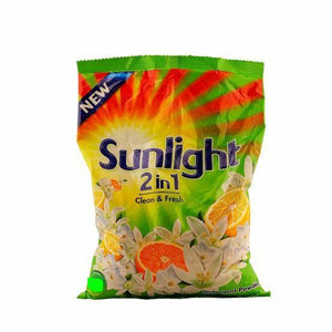 SUNLIGHT CLEAN & FRESH POWDER 400G - Maharaja Super Sri Lanka Online Grocery Shopping