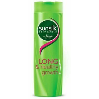 SUNSILK LONG & HEALTHY SHAMPOO 180ML