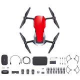 DJI Mavic Air Fly More Combo - Flame Red | CineDrone