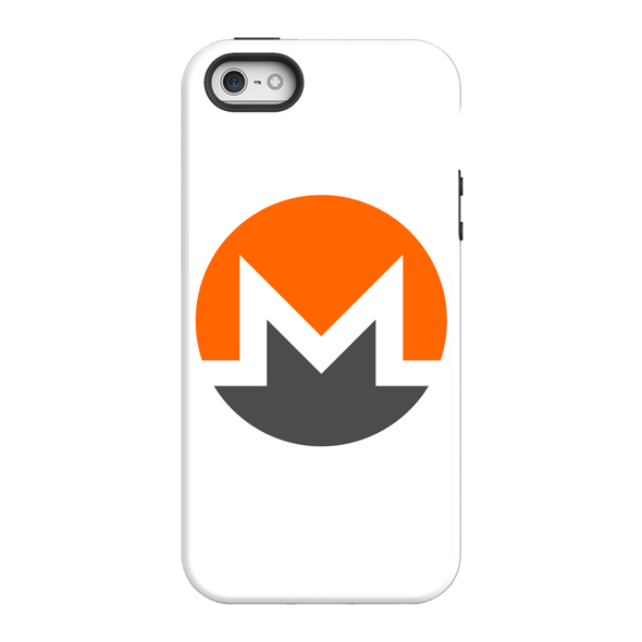 Mycryptocanvas monero phone case for sale