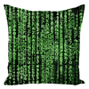 Block Throw Pillow