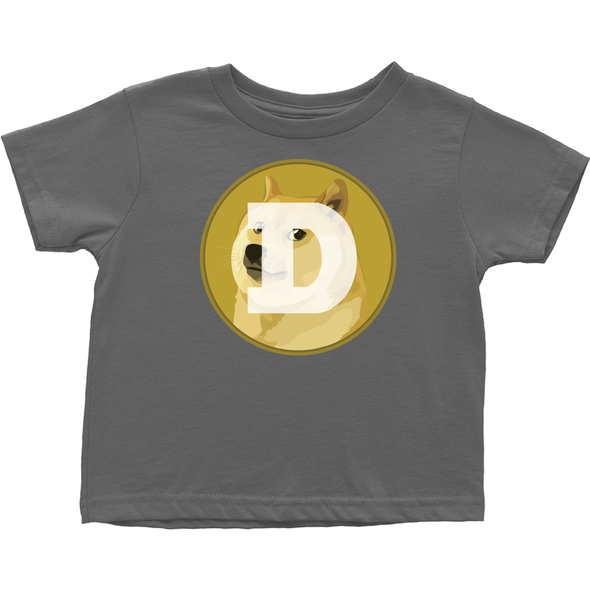 Doge Toddler Tee